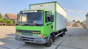 φορτηγό κόφα DAF 45.130 Ti 6 Cylinders Euro 2 Spring-Spring