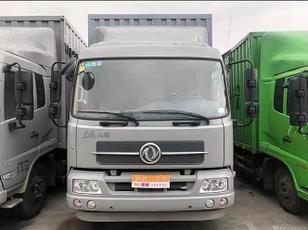 φορτηγό κόφα DONGFENG Cargo truck