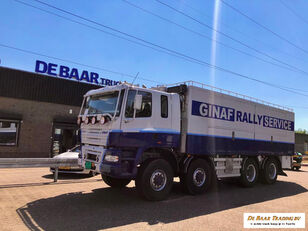 φορτηγό κόφα GINAF M 4446-S 8x8 assistentie voertuig