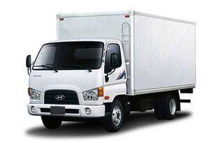 καινούριο φορτηγό κόφα HYUNDAI HD78 промтоварный фургон