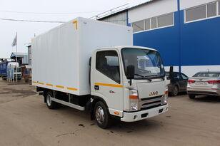 καινούριο φορτηγό κόφα JAC Промтоварный автофургон (европромка) на шасси JAC N56