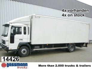 φορτηγό κόφα VOLVO FL 6-12 4x2 Klima/Umweltplakette gelb