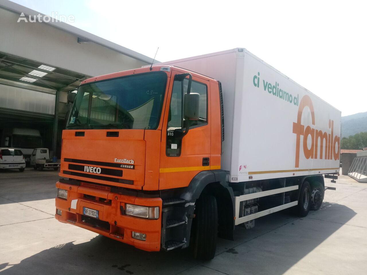 φορτηγό κόφα IVECO EUROTEK 260E31Y/PS