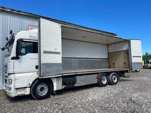 φορτηγό κόφα MAN TGX 26.440, 6x2