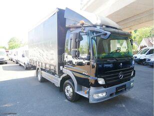 φορτηγό με καρότσα κουρτίνα MERCEDES-BENZ 924
