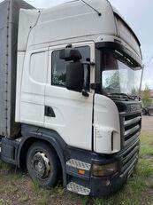 φορτηγό με καρότσα κουρτίνα SCANIA R380 LB 6X2 MLB