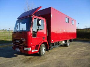φορτηγό μεταφοράς αλόγων IVECO EUROCARGO 80 E 16