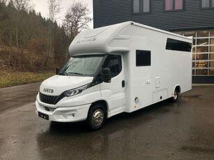 καινούριο φορτηγό μεταφοράς αλόγων IVECO Pferdetransporter