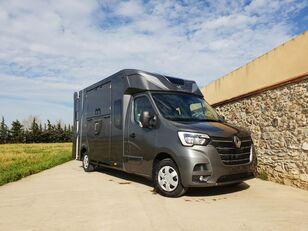 καινούριο φορτηγό μεταφοράς αλόγων RENAULT MASTER Ameline Horsetruck