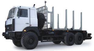 φορτηγό μεταφοράς ξυλείας MAZ 6317Х9-444 (6x6)