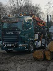 φορτηγό μεταφοράς ξυλείας SCANIA R620