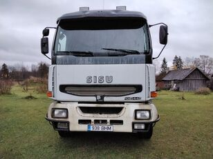φορτηγό μεταφοράς ξυλείας SISU E12M