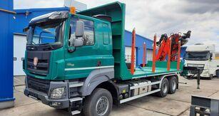 καινούριο φορτηγό μεταφοράς ξυλείας TATRA Phoenix