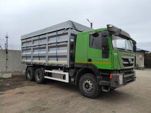 καινούριο φορτηγό μεταφοράς σιτηρών HONGYAN GENLYON