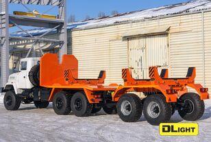 καινούριο φορτηγό μεταφοράς σωληνώσεων KRAZ 6322-05