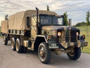 φορτηγό μουσαμάς AM General M35 series + ρυμουλκούμενο μουσαμάς
