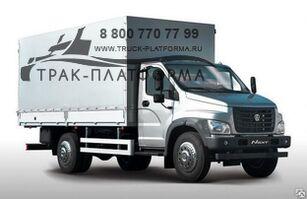 καινούριο φορτηγό μουσαμάς GAZ Next C41R13