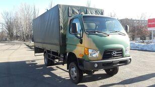 καινούριο φορτηγό μουσαμάς HYUNDAI HD 65 4х4