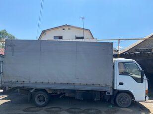φορτηγό μουσαμάς ISUZU NkR55