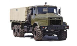 φορτηγό μουσαμάς KRAZ 6322