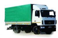 καινούριο φορτηγό μουσαμάς MAZ 534026