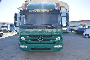 φορτηγό μουσαμάς MERCEDES-BENZ 1229 L ATEGO