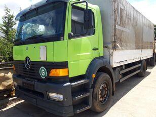 φορτηγό μουσαμάς MERCEDES-BENZ 18.28