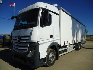 φορτηγό μουσαμάς MERCEDES-BENZ ACTROS 25 45