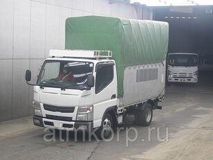 φορτηγό μουσαμάς MITSUBISHI Canter