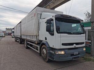 φορτηγό μουσαμάς RENAULT Premium 300 Pritsche
