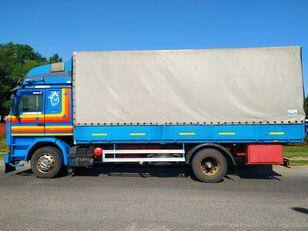 φορτηγό μουσαμάς SCANIA 143