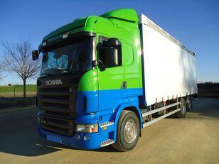 φορτηγό μουσαμάς SCANIA R 400
