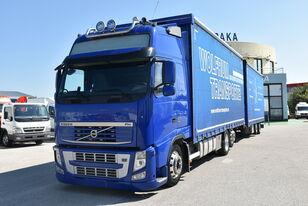 φορτηγό μουσαμάς VOLVO FM/FH 13-500 6X2 JUMBO /EURO 5-EEV