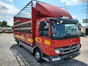 φορτηγό μουσαμάς MERCEDES-BENZ Atego II 818L