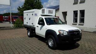 φορτηγό όχημα μεταφοράς παγωτών MAZDA B 50 4WD ColdCar Eis/Ice -33°C 2+2 Tuev 06.2023 4x4 Eiskühlaufba