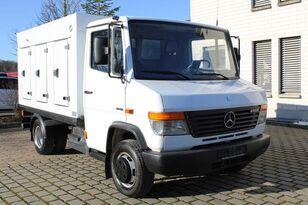 φορτηγό όχημα μεταφοράς παγωτών MERCEDES-BENZ Vario613D ICE-33°C 182tkm Radstand3150 Euro 5