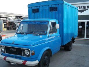 φορτηγό όχημα μεταφοράς ζώων FIAT 616 N3/4 TRASPORTO BESTIAME ANIMALI VIVI