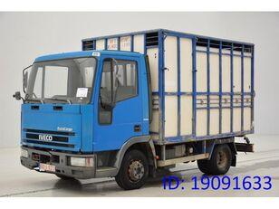 φορτηγό όχημα μεταφοράς ζώων IVECO 65E14