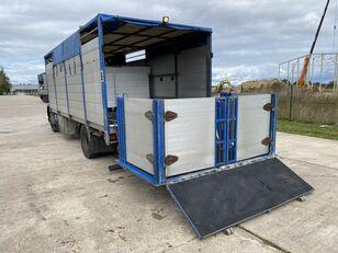 φορτηγό όχημα μεταφοράς ζώων MAN 14.224 4x2 With Lift