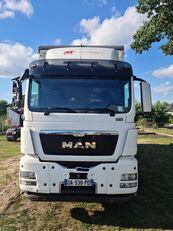 φορτηγό όχημα μεταφοράς ζώων MAN TGS 35 440  8x4
