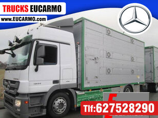 φορτηγό όχημα μεταφοράς ζώων MERCEDES-BENZ ACTROS 25 44