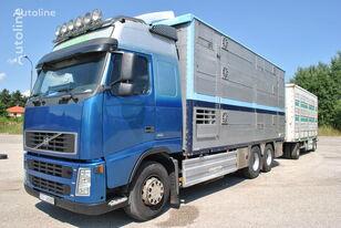 φορτηγό όχημα μεταφοράς ζώων PEZZAIOLI FH12 480