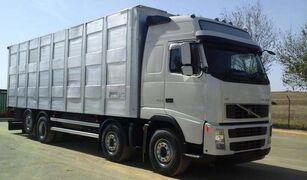 φορτηγό όχημα μεταφοράς ζώων VOLVO FH16 520