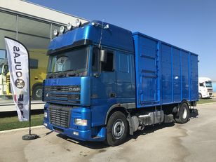 φορτηγό όχημα μεταφοράς ζώων DAF 95XF.480