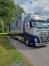 φορτηγό όχημα μεταφοράς ζώων VOLVO