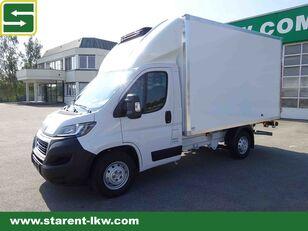 καινούριο φορτηγό ψυγείο PEUGEOT Boxer Tiefkühlkoffer, Carrier Xarios 350, Klima, Tempomat, Rückf
