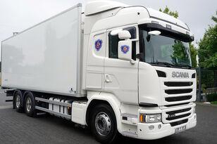 φορτηγό ψυγείο SCANIA G490, Meat hooks , 19 EPAL