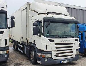 φορτηγό ψυγείο SCANIA P420 Euro5 AdBlue