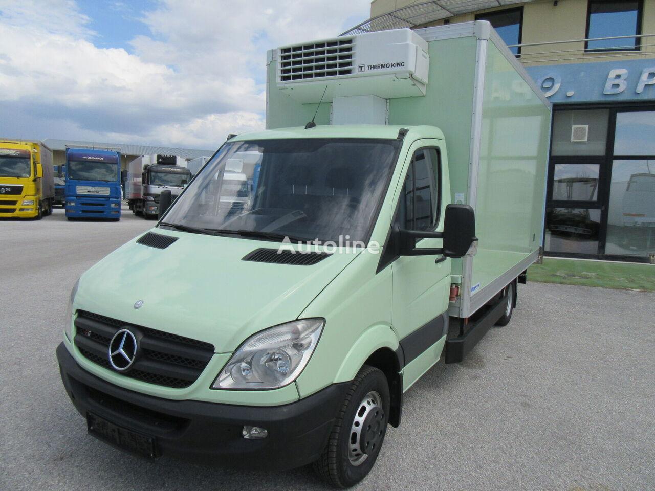 φορτηγό ψυγείο MERCEDES-BENZ 519 CDI / EURO 5