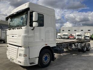 φορτηγό σασί DAF FAS XF 105 400
